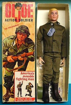 The Education of Louis: The Last Action Figures - boing